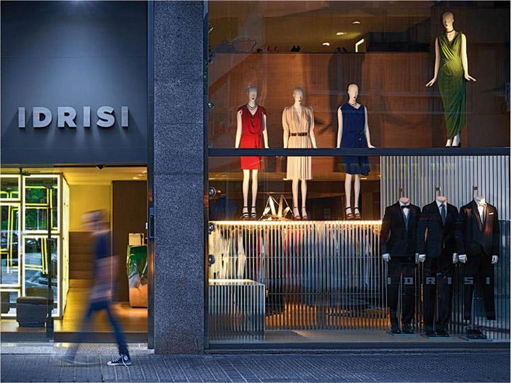 idrisi boutique by lagranja design bilbao � spain