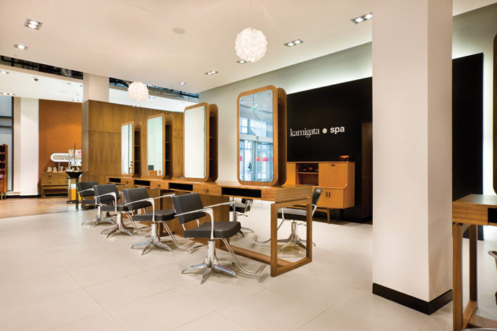 187 Kamigata Lifestyle Salon Amp Spa By Reis Design Cardiff Uk