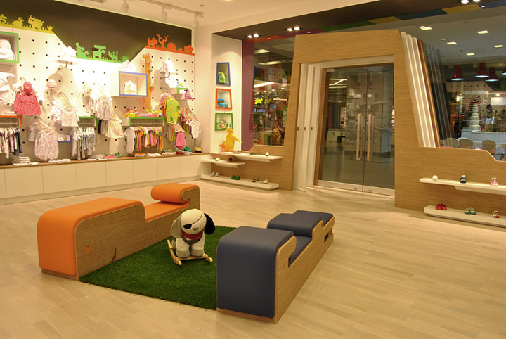 Children Clothing Store Design | Modern House Decorating ...