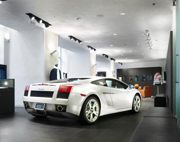 187 Lamborghini Gold Coast Showroom By Dmac Architecture