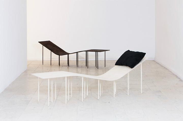 thiết kế ghế dài đa chức năng cho phòng chờ