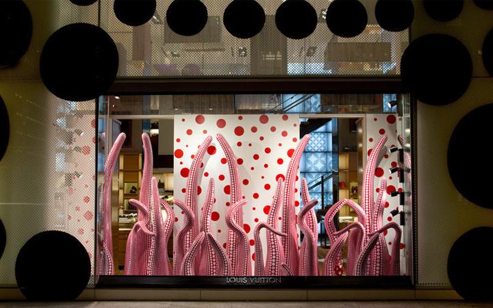 Louis Vuitton Fifth Avenue visual merchandising, New York » Retail ...