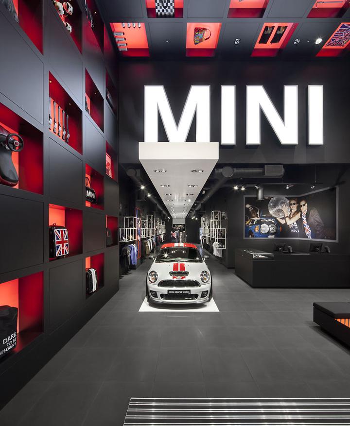 Mini Pop Up Store By Studio 38 London 187 Retail Design Blog