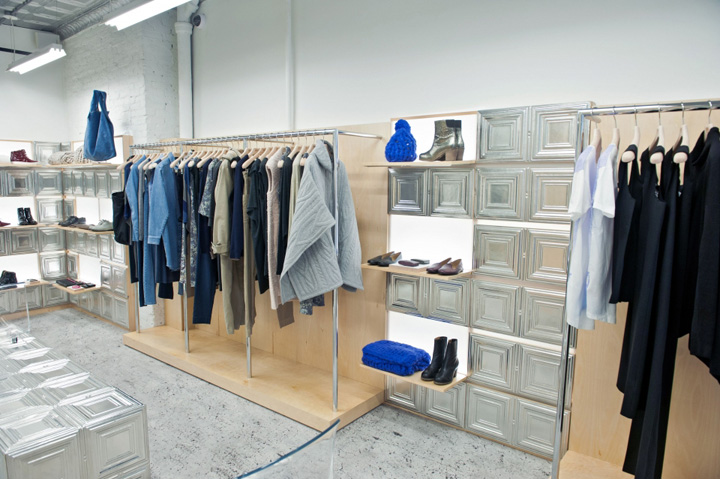 MM6 Maison Martin Margiela flagship store New York 02 MM6   Maison Martin Margiela flagship store, New York