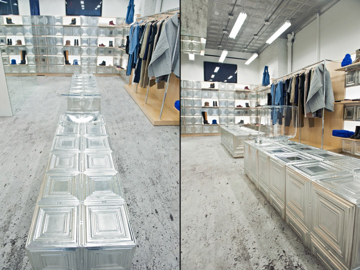MM6 Maison Martin Margiela flagship store New York 03 MM6   Maison Martin Margiela flagship store, New York