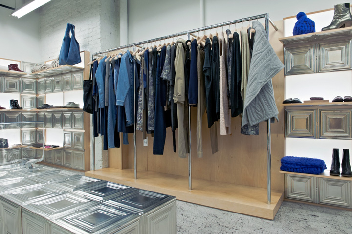 MM6 Maison Martin Margiela flagship store New York 10 MM6   Maison Martin Margiela flagship store, New York