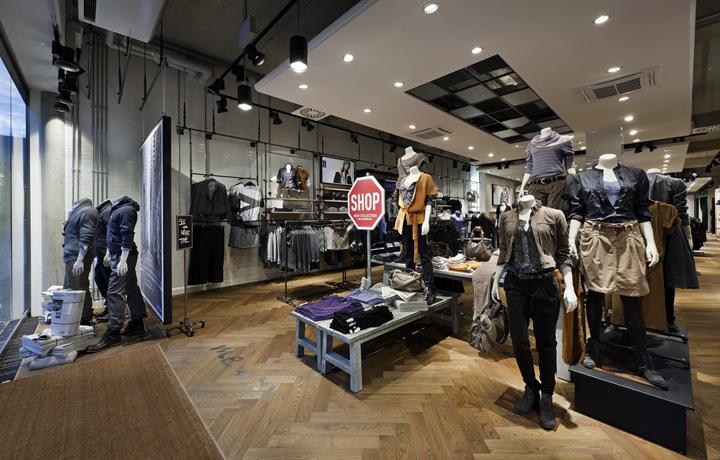187 Mexx Lifestlye Store Krefeld Netherlands