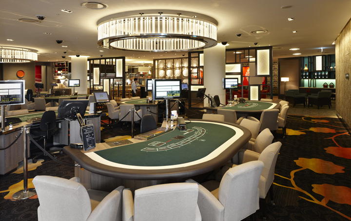 Crown casino melbourne gaming rooms