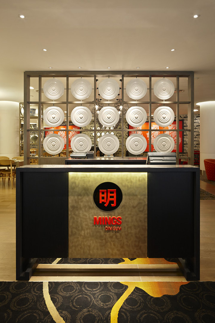 187 Mings Dim Sum Restaurant At Crown Casino By Red Design