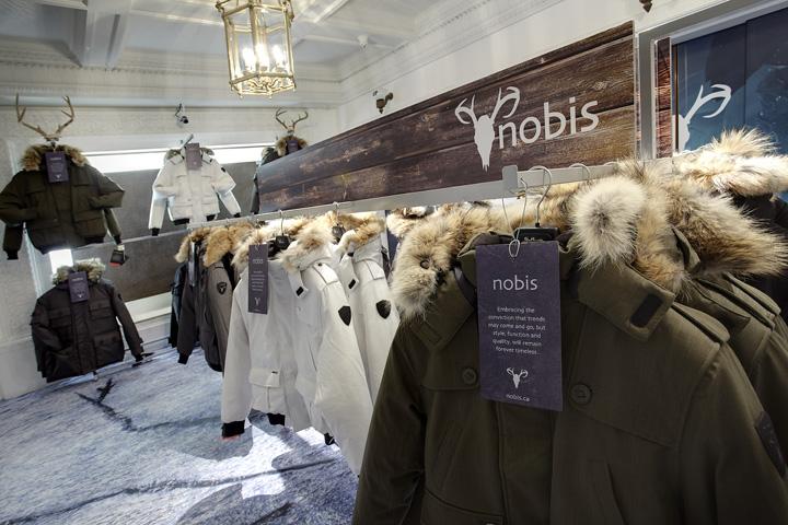 nobis harrods visual merchandising green room london  u00bb retail design blog