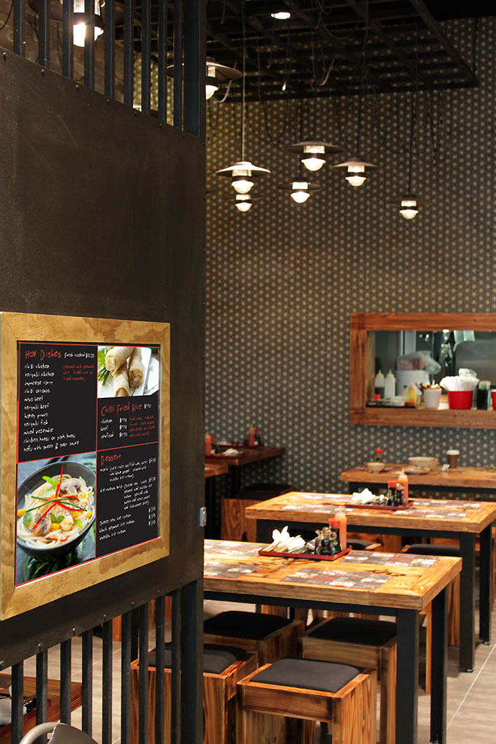 187 Noodle Amp Dumpling Canteen By Archizone Sydney