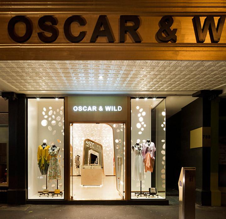 » Oscar & Wild Store By Matt Gibson, Melbourne