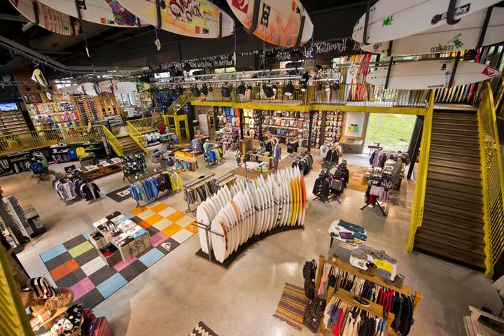 Quicksilver flagship store saint jean de luz u2013 france