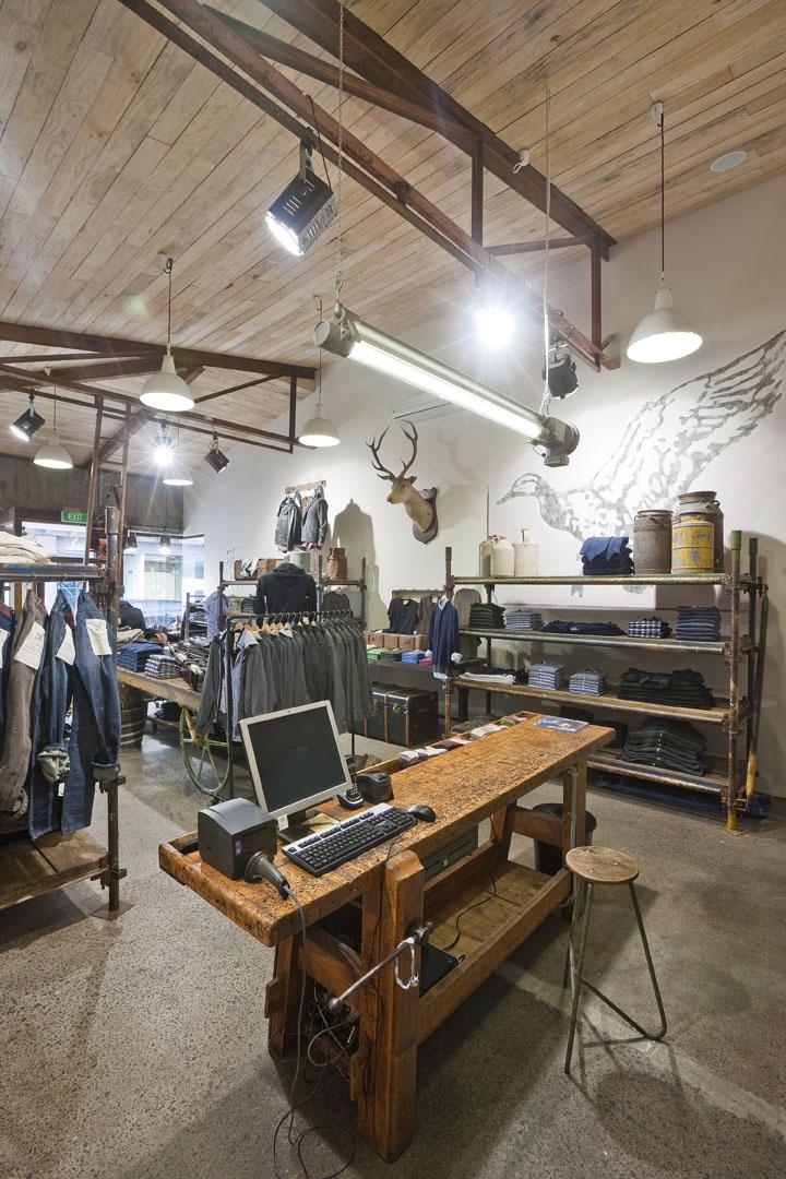 187 R Amp G Store By Studio Gascoigne Auckland