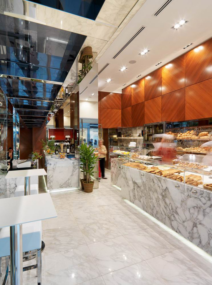 187 Rossi Amp Rossi Modern Bakery By Andrea Langhi Milan