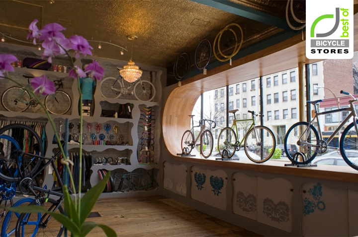 BICYCLE STORES Superb Bicycle Boutique By O Z I Boston