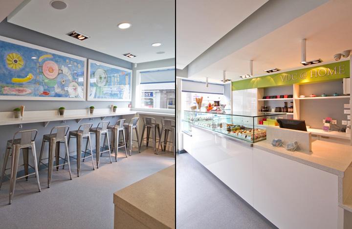 Vie de chateaux restaurant by millimetre design naas