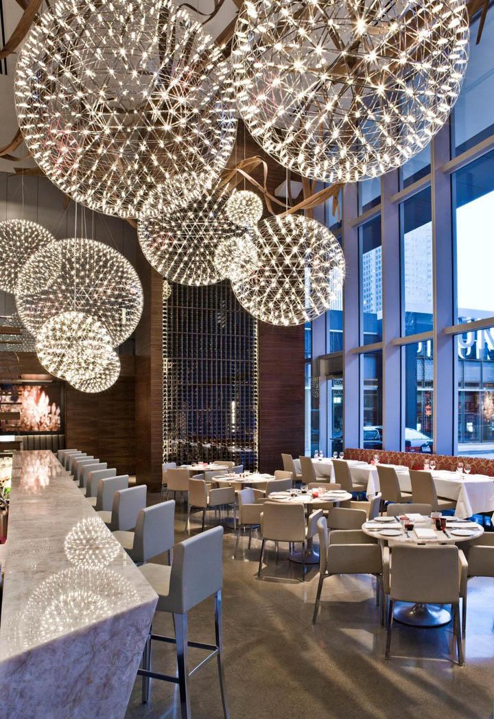 Aria restaurant by urszula tokarska stephen r pile