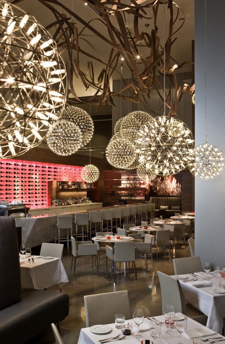 aria restaurant by urszula tokarska stephen r pile. Black Bedroom Furniture Sets. Home Design Ideas