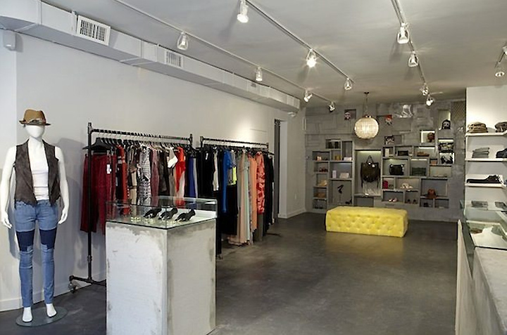 Brooklyn fox store new york retail design blog for 5th avenue salon bedford