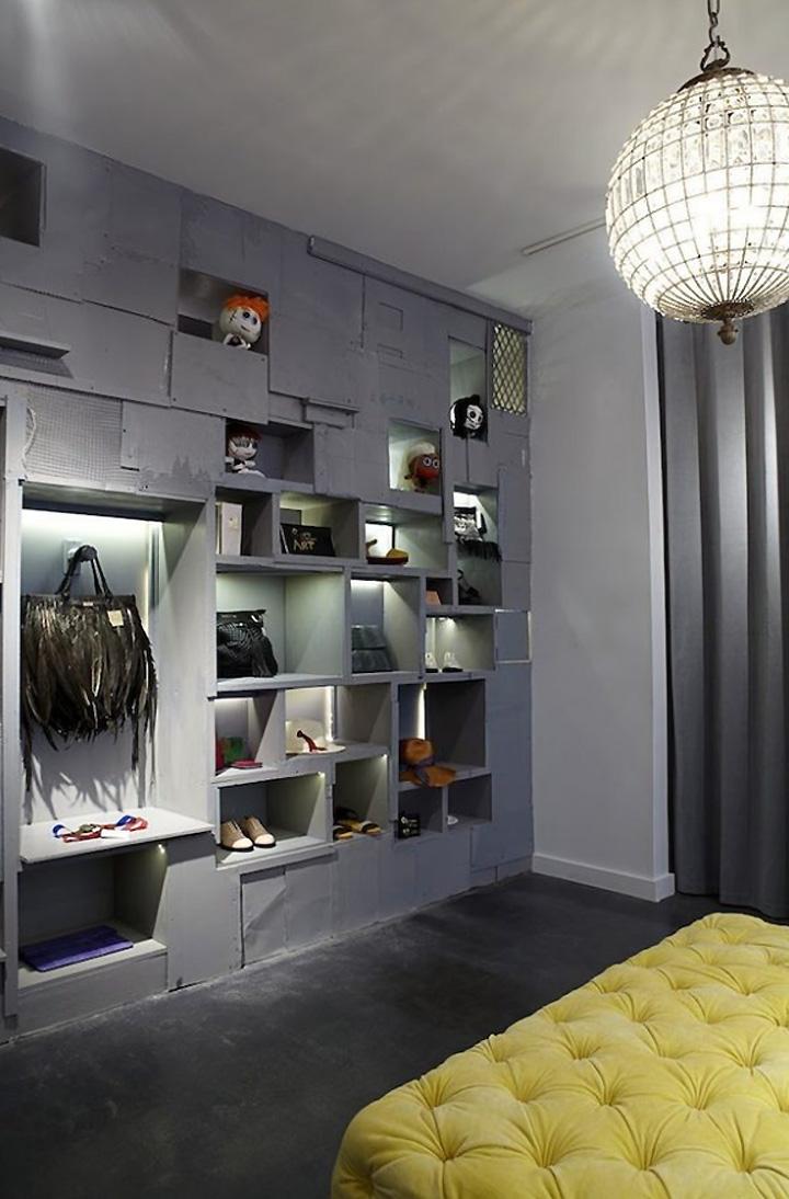 Brooklyn Fox store New York Retail Design Blog