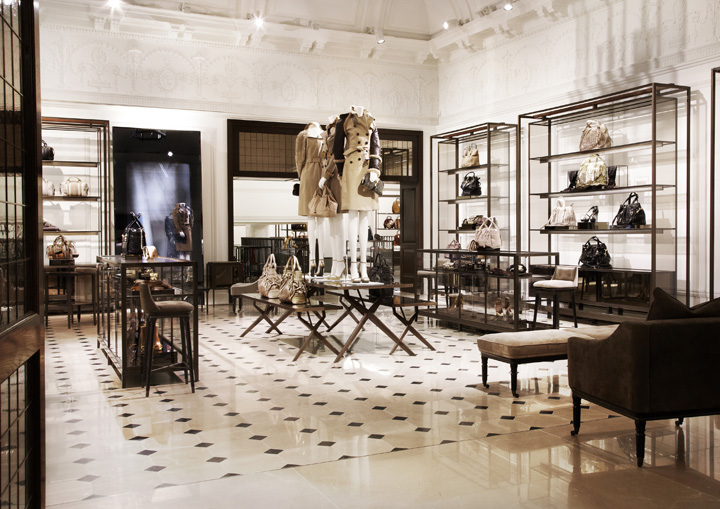 burberry flagship store london