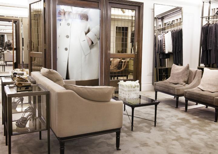 Burberry flagship store london - Virtual room designer upload photo ...