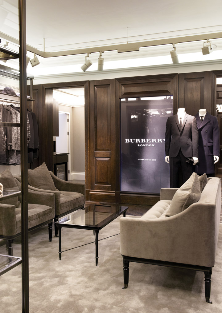 187 Burberry Flagship Store London