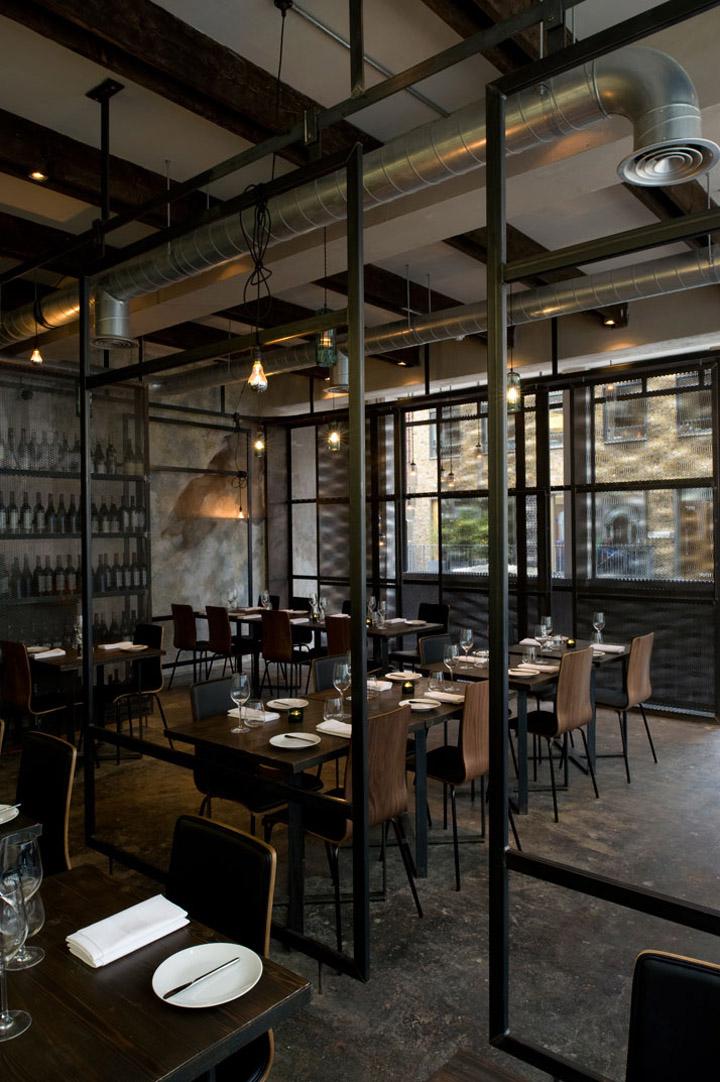 187 Dabbous Restaurant By Brinkworth London