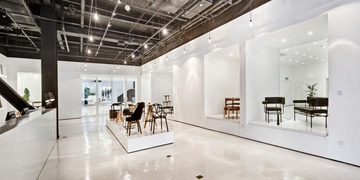 187 Design Republic Outlet Store By Neri Amp Hu Qingpu China