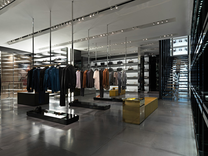 » Dior Homme Taipei 101 flagship store by Pure Creative