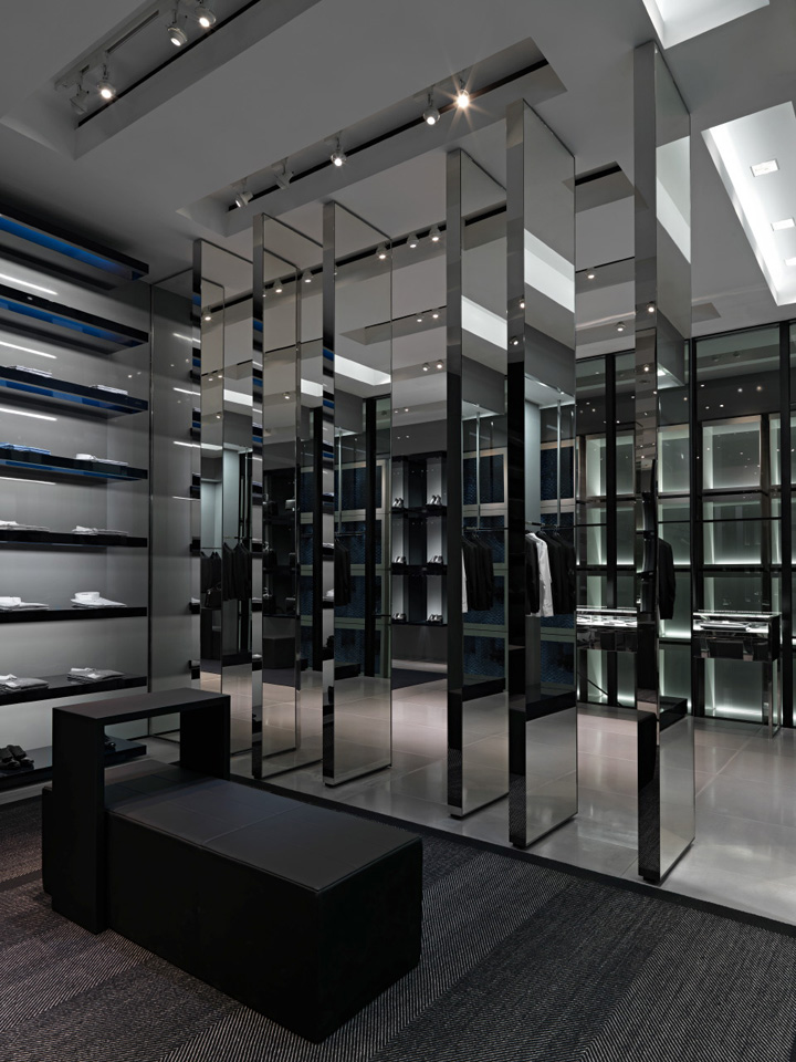 187 Dior Homme Taipei 101 Flagship Store By Pure Creative