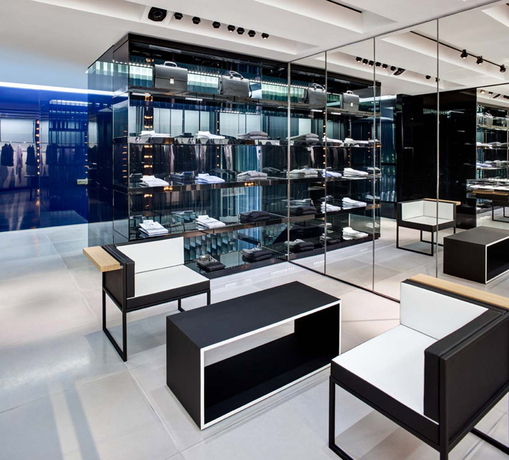 Dior Homme flagship store, New York » Retail Design Blog