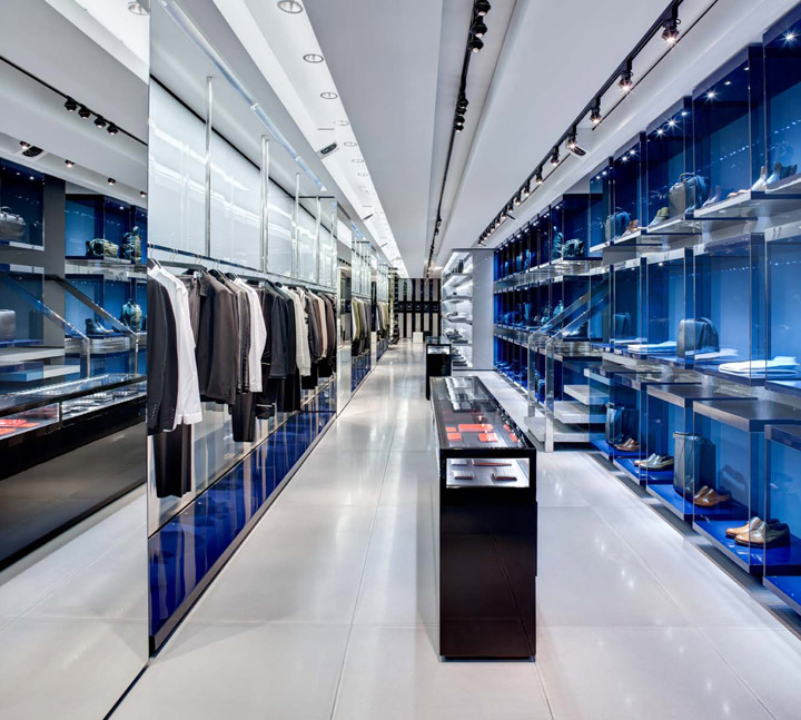 c4eb032bc1db Dior Homme flagship store, New York