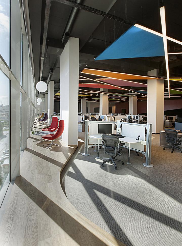 ebay office. Designer: OSO Architecture Ebay Office