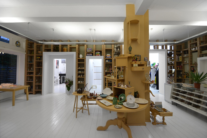 187 Emmaus Second Hand Shop By Bytr Architects De Bilt