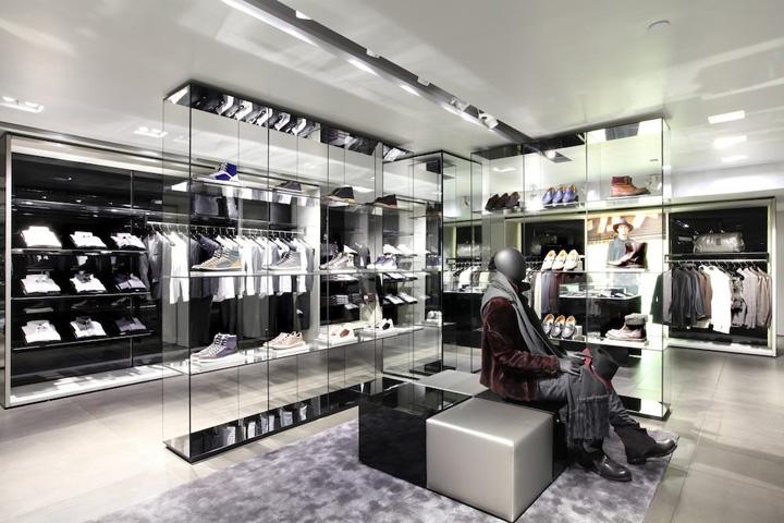 eece4a2f7111 Emporio Armani store, New York