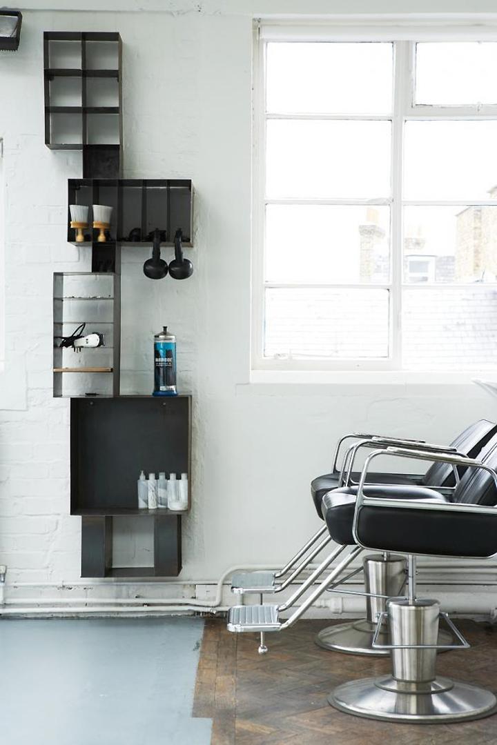 Fourth Floor Hair Salon London 187 Retail Design Blog