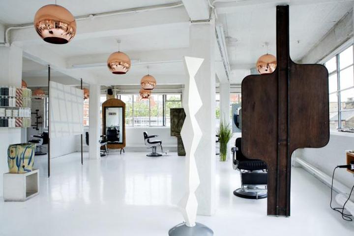 Fourth floor hair salon london retail design blog - London best hair salon ...