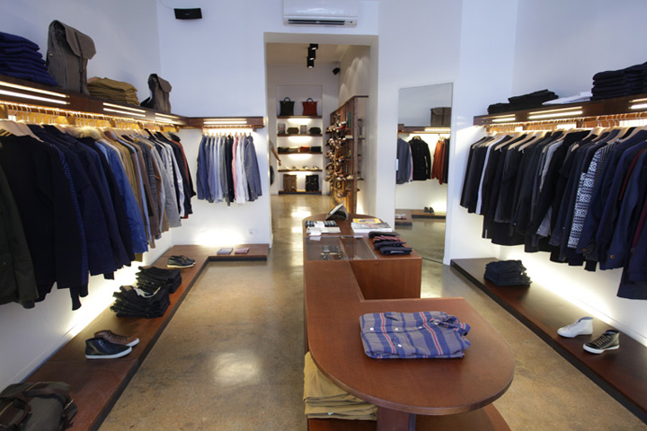 French Trotters Flagship Store Paris 187 Retail Design Blog