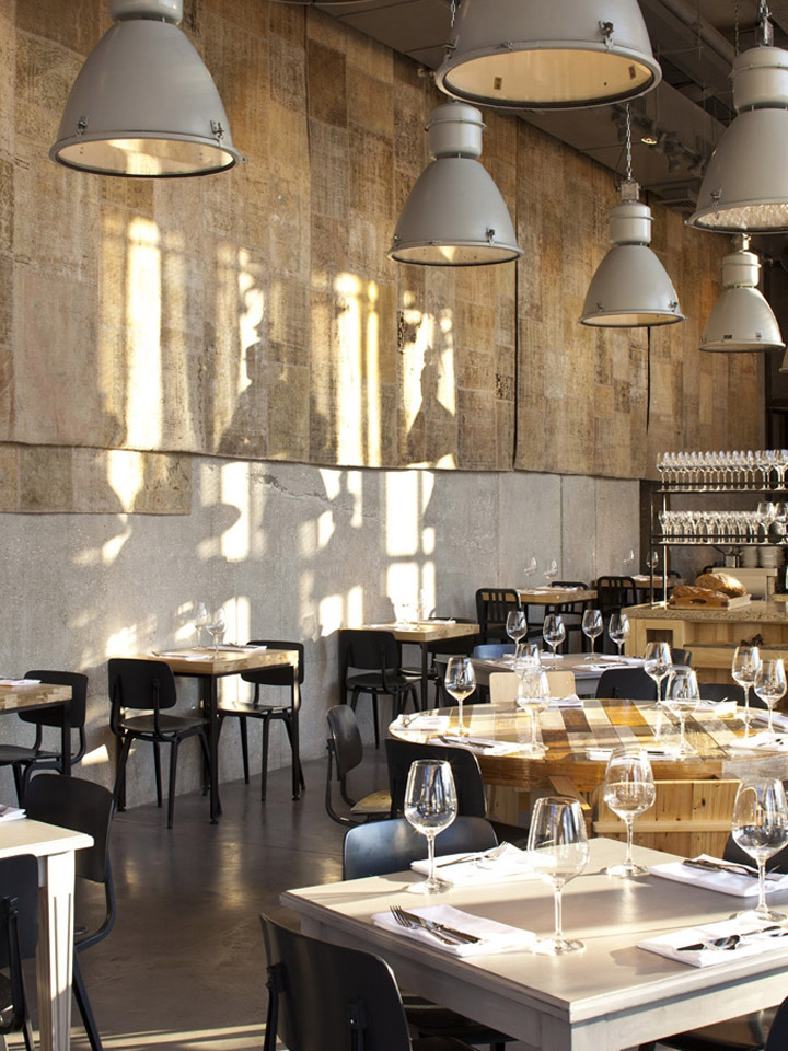 187 Jaffa Restaurant By Bk Architects Tel Aviv