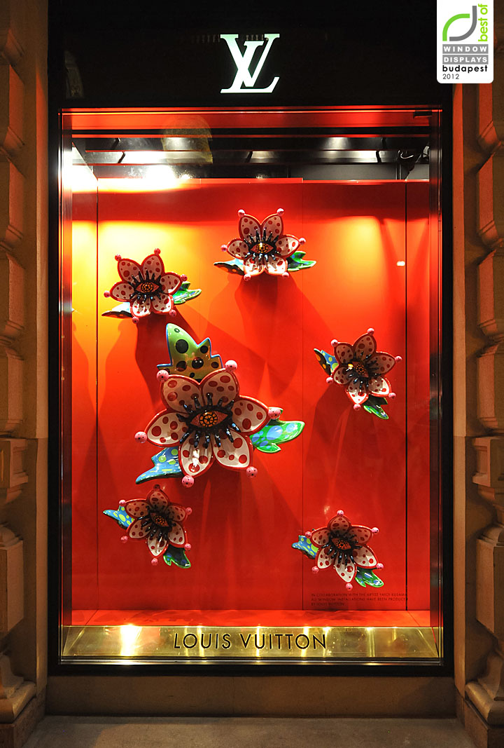 Louis vuitton retail design blog for Show window designs