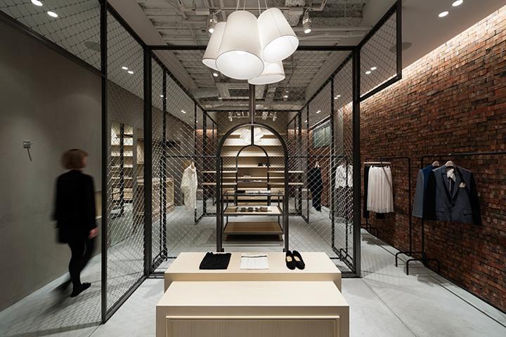 Martagon Store By Reiichi Ikeda Osaka 187 Retail Design Blog