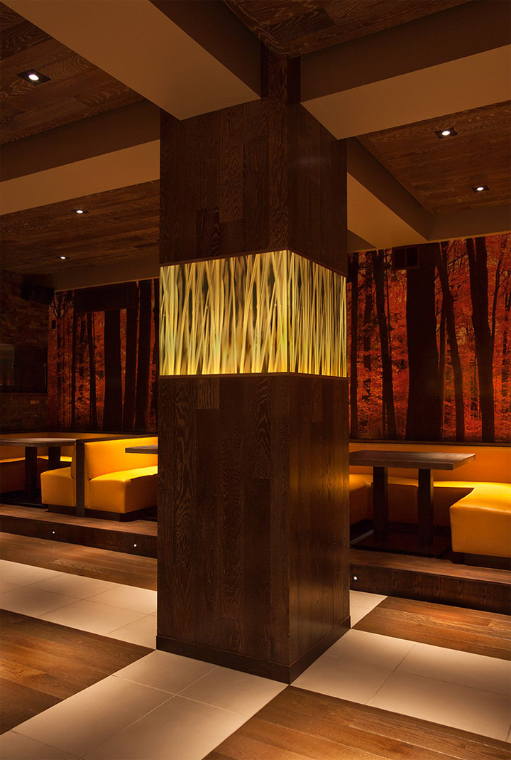 Mercer One Thirteen Restaurant By Rocco Laudizio Slick