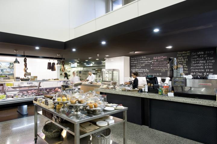 Nosh Supermarket By Studio Gascoigne Auckland Mount Eden Retail Design Blog