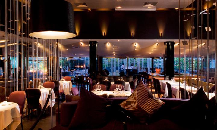 Nuba Restaurant London