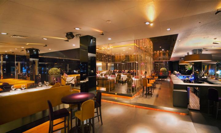 Nuba restaurant by futur2 barcelona retail design blog - Restaurant umo barcelona ...