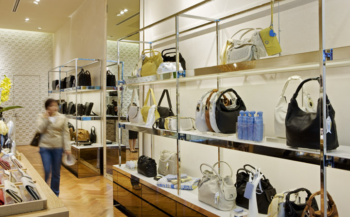 187 Oroton Store By Red Design Group Doncaster Melbourne