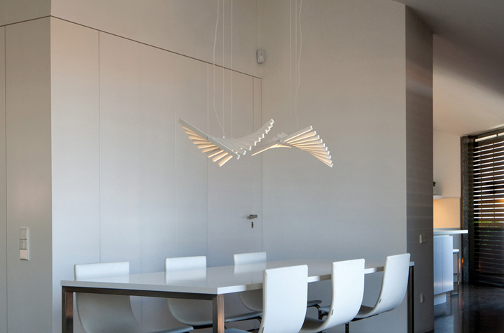 //.ldesign.fr & Rhythm Horizintal lighting by L Design for Vibia » Retail Design Blog