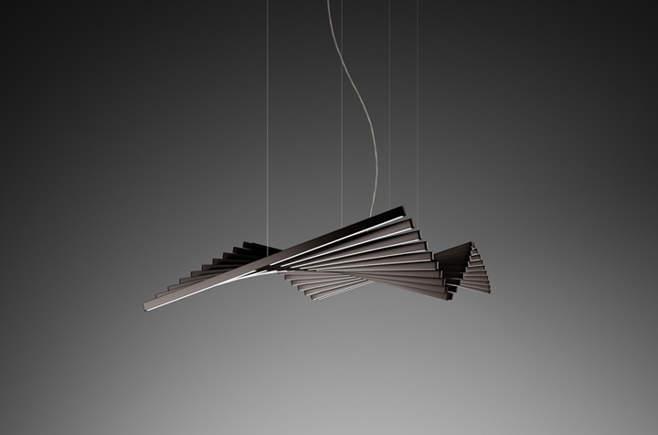 187 Rhythm Horizintal Lighting By L Design For Vibia